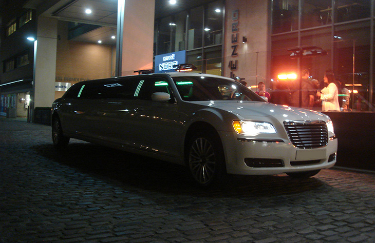 Chrysler 300 AKA Baby Bentley Limo